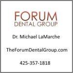 Dr. Michael LaMarche of Forum Dental Group