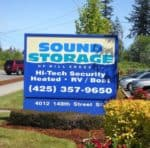 Sound Storage of Mill Creek